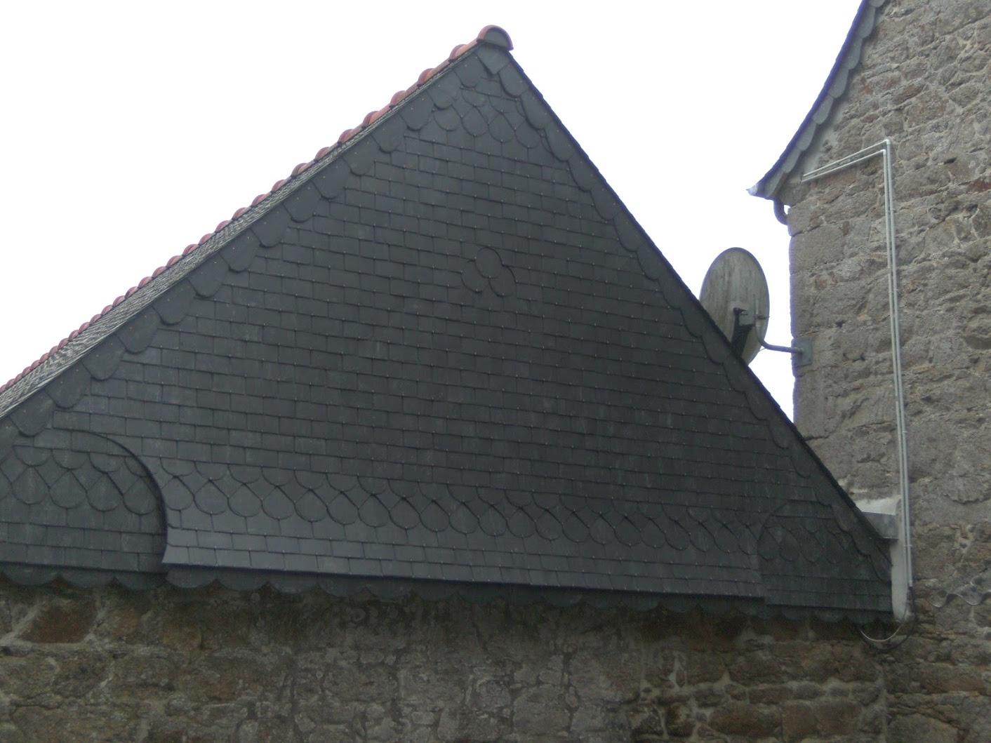 Bardage fa ade et pignon gautier toiture for Guide de pose ardoise
